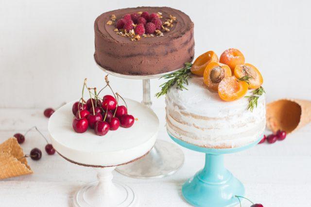 Рецепти літніх тортів. Готуємо легкі літні торти