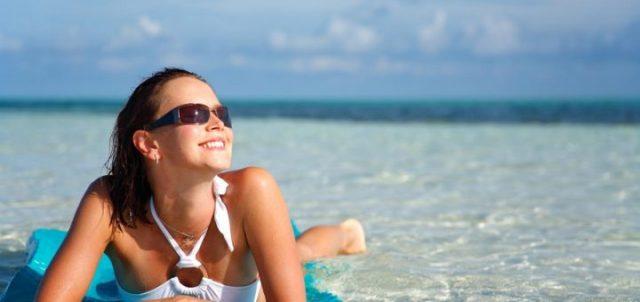 Сонячна засмага – користь чи шкода