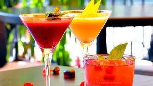 Літні коктейлі в домашніх умовах