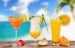 Малокалорійні літні коктейлі