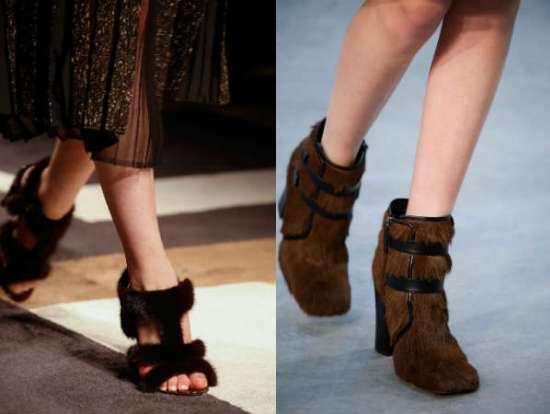 Модне осіннє взуття - жіночі новинки, кольору 2