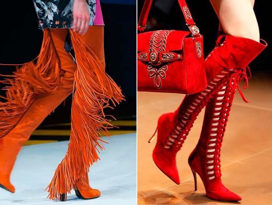 Модне осіннє взуття - жіночі новинки, кольору  4