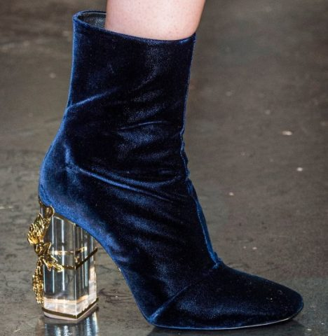 Модне осіннє взуття - жіночі новинки, кольору