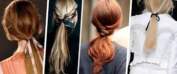Модні осінні зачіски 1