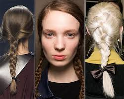 Модні осінні зачіски 12