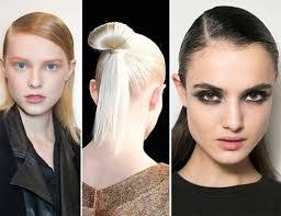 Модні осінні зачіски 2