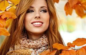 Модний макіяж осінній