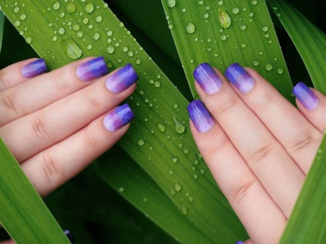 Осінні нігті – гарячі тенденції 4