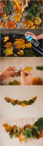 Осінні поробки для дітей своїми руками 13