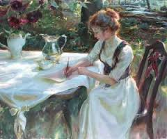 Романтичний лист коханому: як правильно писати
