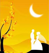 Місячний  календар  весілля на жовтень 2017 року
