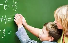 Привітання першої вчительки в прозі