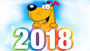 Новий 2018 рік собаки по знакам зодіаку