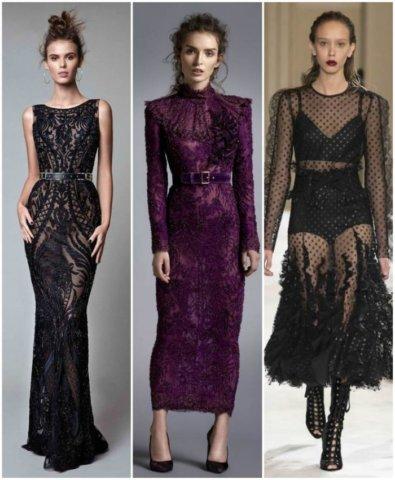 Чорні плаття на новий рік фото – аж ніяк d5198a76a4de2