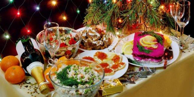 Вкусные блюда на Новый год. оригинальная подборка