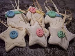 Ялинкові іграшки з соленого тіста. Цікава підбірка