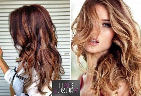 Мелірування волосся фото. Цікава підбірка