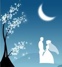 Місячний календар весілля на лютий  2018 року