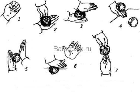 Пальчикова гімнастика для дітей – ефективні вправи