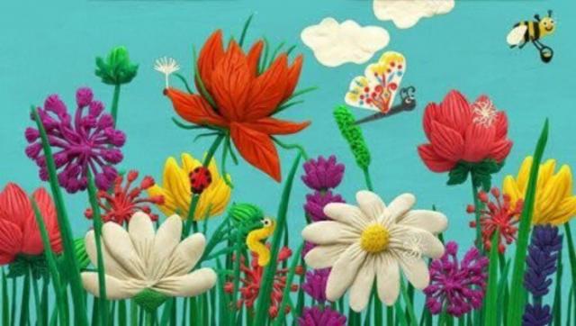 Весняні поробки з дітьми – цікава підбірка