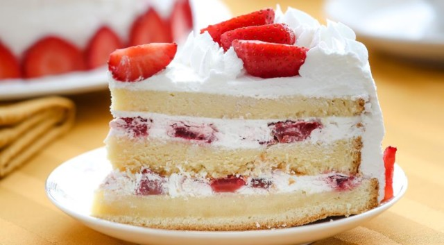 Бісквітний торт – оригінальні рецепти приготування