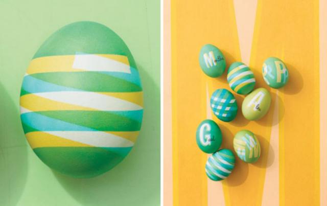 Ідеї прикрашання великодніх яєць – підбірка оригінальних способів