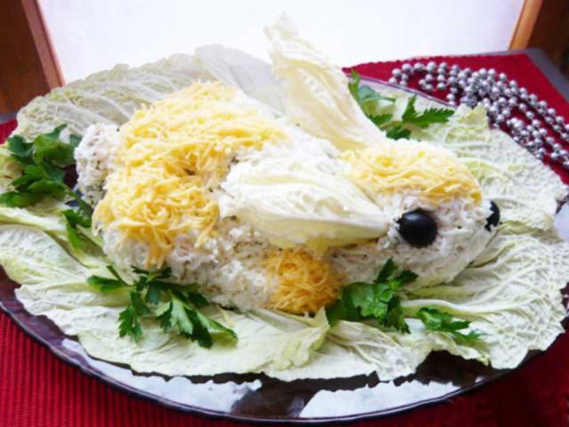 Салати на Великдень – оригінальні та смачні рецепти
