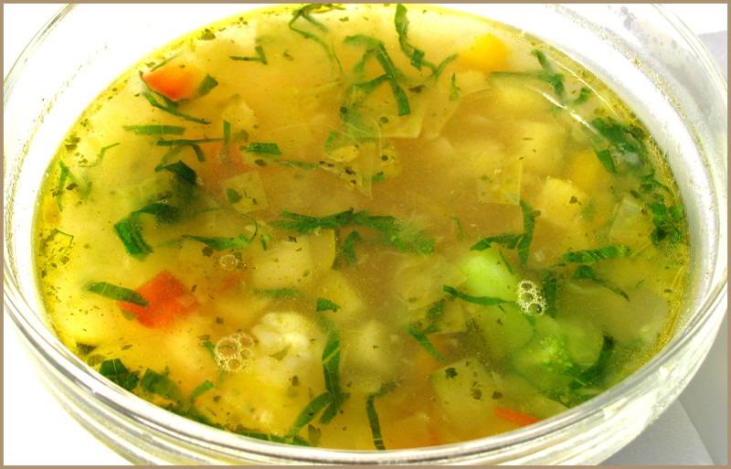 Дієтичний суп. Різноманітні рецепти корисної супової дієти