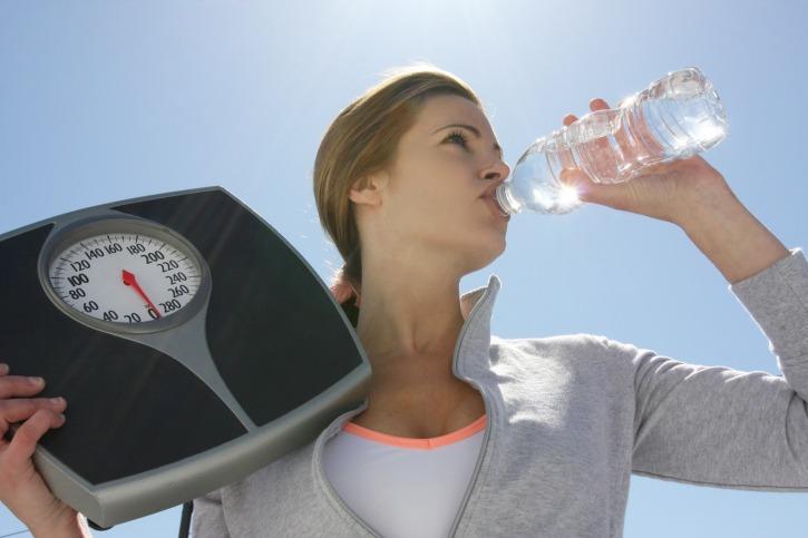 Водна дієта для ледачих.