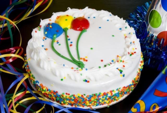 Торти на день народження – інтерактивна підбірка