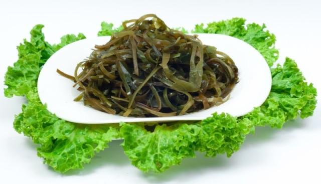 Морська капуста корисна для схуднення. Рецепти
