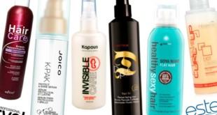 Термозахист для волосся – домашні засоби та огляд брендів