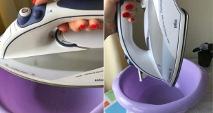 Як почистити утюг в домашніх умовах. Корисні поради
