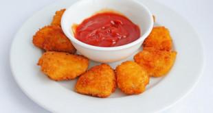 Нагетси – курячі, рибні. Підбірка рецептів