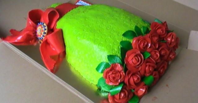 Торти з мастіки – смачні рецепти