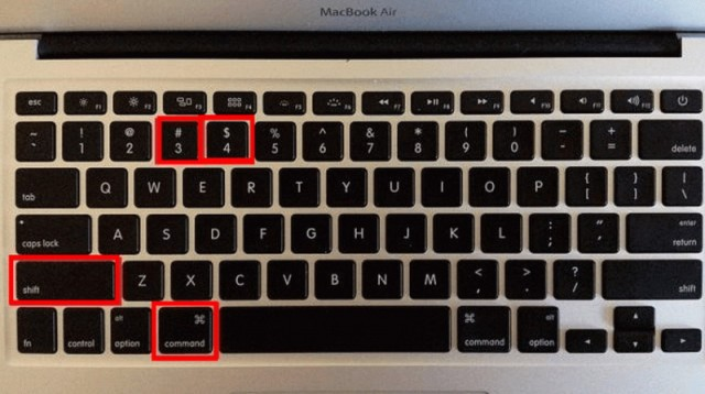 Як зробити скрін на ноутбуці та на телефоні