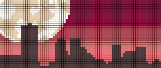 Малюнки по клітинкам – підбірка простих та складних малюнків