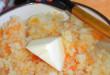 Гарбузова каша – секрети приготування. Рецепти