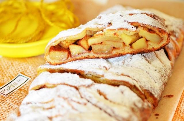 Пиріг з яблуками і корицею - підбірка простих рецептів