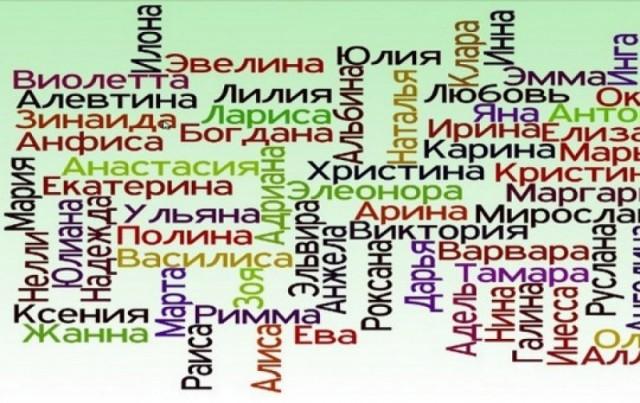 Гарні жіночі імена - цікава підбірка жіночих імен