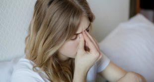 Біль в області носа, синусит