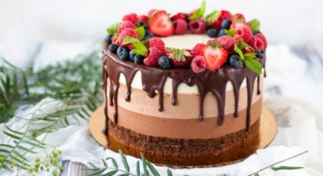 Оформлення тортів. Підбірка оригінальних та смачних рецептів