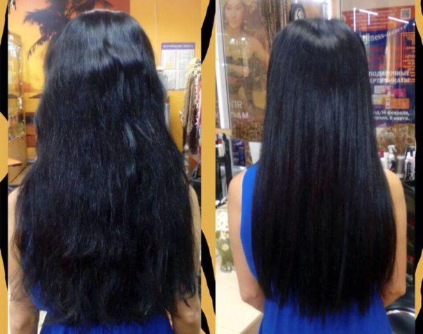 Полірування волосся - опис процедури. Відгуки