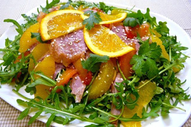 Салат з язика. Підбірка рецептів корисної новинки 3