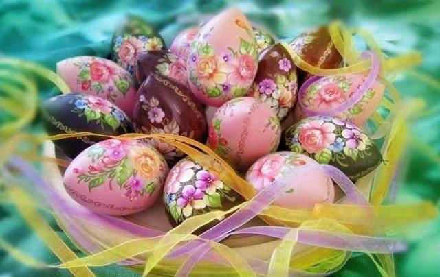 Чим пофарбувати яйця на пасху в домашніх умовах