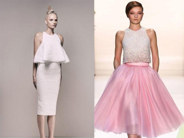 Фасони суконь на випускний 2019 року. Модні тенденції 16