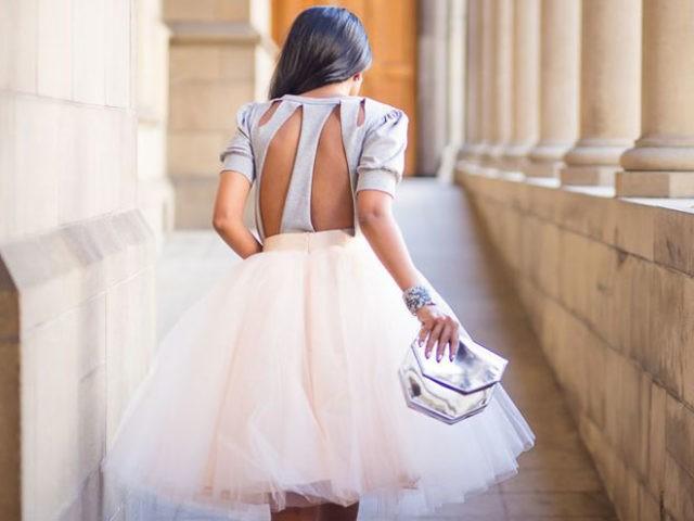 Фасони суконь на випускний 2019 року. Модні тенденції 4