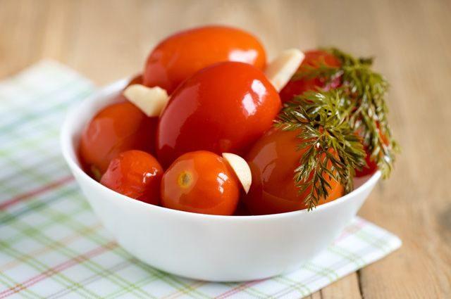 Мариновані помідори. Підбірка смачних рецептів