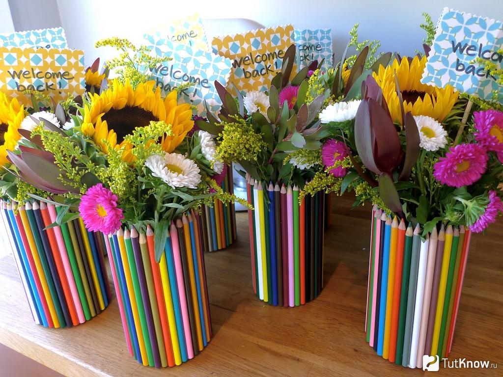 Подарунки на День знань для педагогів та учнів