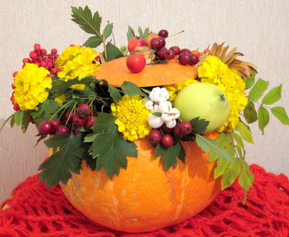 Осінні композиції до дня осені. Незвична підбірка
